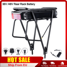 Ebike-Battery Luggage Rear-Rack 36v 20ah 48v 15ah with Layer for Mid-Drive Motor-Hub-Motor