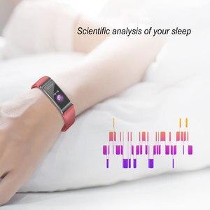 Image 5 - Huawei Band 4 Pro Smart Band Heart Rate Health Monitor Standalone GPS Proactive Health Monitoring SpO2 Blood Oxygen Wristband