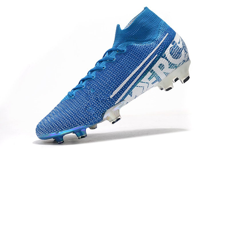 Best sales 2019 Superfly 7 Elite FG Soccer shoes high ankle mens outdoor football boots image