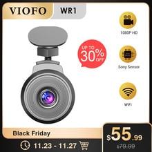 VIOFO WR1 WiFi רכב דאש מצלמה DVR מקליט מלא HD 1080P Novatek שבב 160 תואר זווית עם רכב על אופניו הקלטה דאש מצלמה DVR