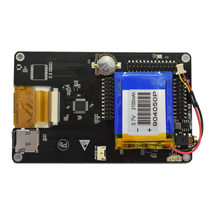 Image 4 - Lusya 3.2 Inch Touch LCD PORTAPACK H2 Console 0.5ppm TXCO With 2100MAh Battery For HackRF SDR Receiver Ham Radio C5 015