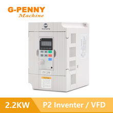 Driver VFD Vector Inverter Spindle-Motor Frequency-Drive Speed-Controller Variable 220v