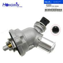 Echte Kein.:25192923, 96988257 Motor Kühlmittel Thermostat Assy Passt Chevrolet Spark 1,2 L 2013-2015 25199831