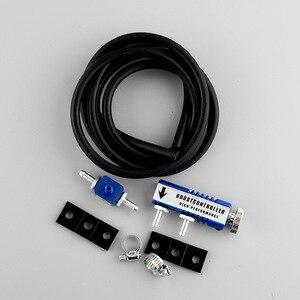 Автомобильный синий ручной контроллер заряда Turbo Boost 1-30 PSI для гонок