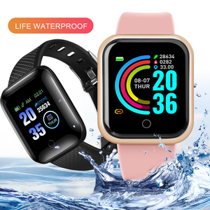 Smart Watches 2020 Android Smart Watch Men Women Kids Smartwatch Heart Rate Monitor Fitness Tracker Sport Watch Smart Bracelet