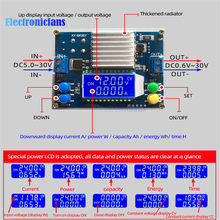 DC DC 35W 4A Module d'alimentation automatique à courant Constant SK35Y CC CV réglable régulé panneau de charge solaire à courant Constant