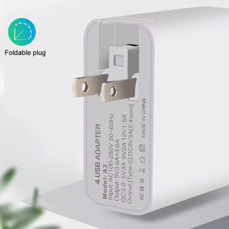 PD QC3.0 Charger 5副本