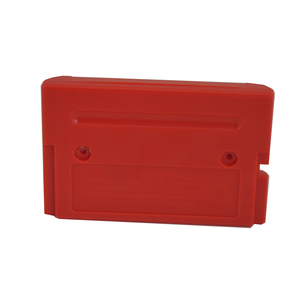 Image 5 - High quality for MD Game Cartridge Case Replacement Plastic Shell for SEGA M ege Drive for Genesis