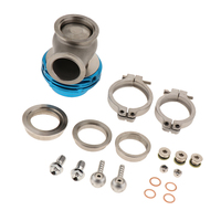 38mm Universal Aluminum Adjustable Turbo External Wastegate