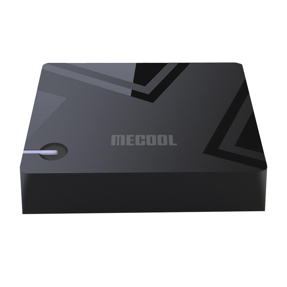 lowest price Mecool K5 Amlogic S905X3 Smart Android 9 0 TV Box DVB-S2 DVB-T2 DVB-C 2GB RAM 16GB ROM 2 4G 5G WiFi Bluetooth 4K HD Set top Box
