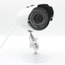 Matel 36 Leds  HD 2MP XMEye Sony IMX307 Starlight CCTV IP POE Camera Black light illumination Security Network H.265+