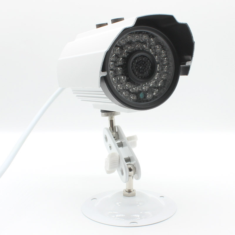 Metal 36 Leds  HD 2MP XMEye Sony IMX307 Starlight CCTV IP POE Camera Black light illumination Security Network H.265+