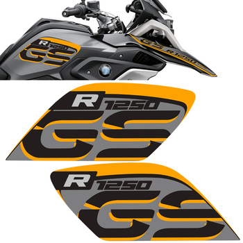 Trunk Tank Pads Protector R 1250 GS Stickers For BMW R1250GS Windshield Windscreen handguard GSA Adventure Motorcycle 2019 2020 image