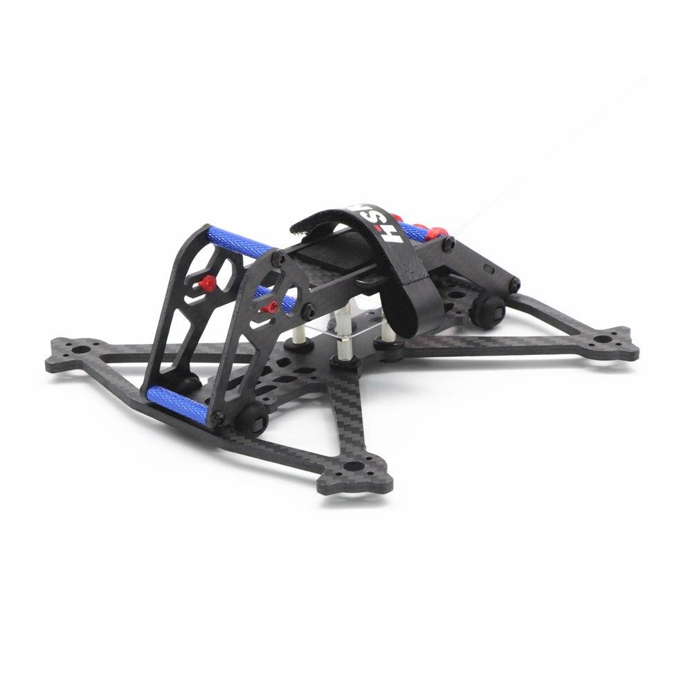 HSKRC Acrobot Acrobrat 163 163mm Wheelbase 3mm Arm 3 Inch Frame Kit For RC Drone FPV Racing