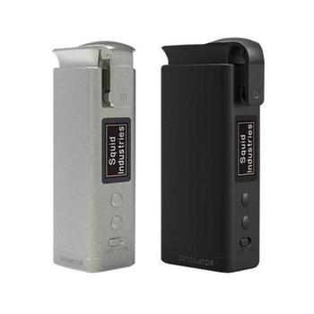 New Original Squid Industries Detonator TC Mod Fit 21700/20700 Battery Max 120W E-cig vape Mod VS Drag 2/Double Barrel V3