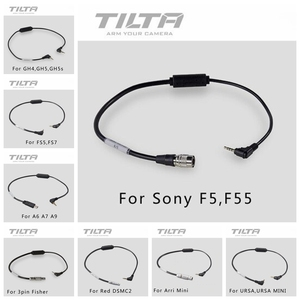 Image 1 - Tilta שיא כבל למעקב פוקוס מנוע אלחוטי Tilta גרעין N ננו עבור אדום/Sony F5 F55 /ARRI GH4 GH5 דובה BMPCC 4K מצלמה