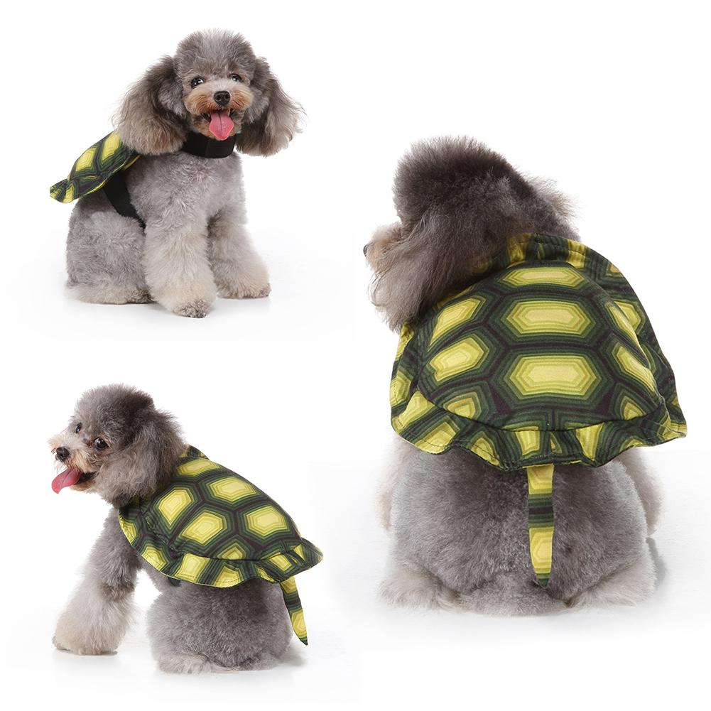Dog Costume Halloween Turtle Dress Up Turtle Pet Backpack Suitable For Party Shooting Holiday Decoration Dog Toys Aliexpress