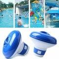 Очистка бассейна плавающий с 100 шт очиститель таблетки бассейн хлор диспенсер комплект I88 #1