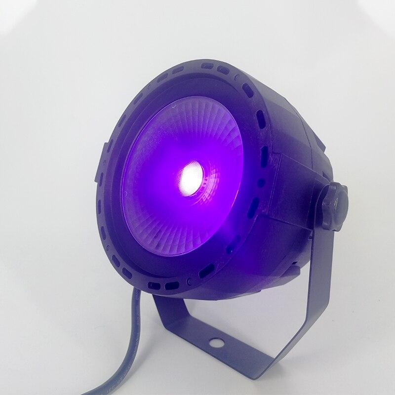 Миниатюрный светодиодный УФ светильник для вечерние диско освещение