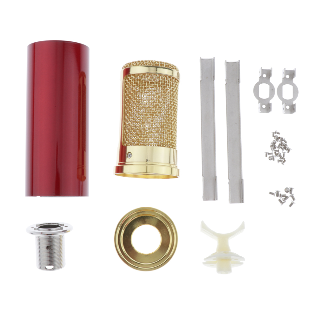 673 Microphone Capsule Internally Mounted DIY Mic Cartridge Replacement
