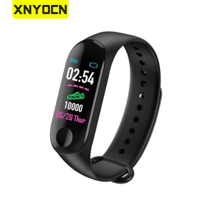 Xnyocn 2020 Smart Watch Women Men Bluetooth Connect Heart Rate Blood Pressure Monitor Sport Smart Wristband For Xiaomi Android