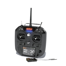 RC Remote WFLY 2.4Ghz 10ch RC Radio Transmitter ET07 RF207S Touch Screen Drone Transmitter Airplane RC Transmitter and Receiver