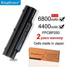KingSener batería FPCBP250 para FUJITSU LifeBook A530 A531 PH521 AH530 AH531 LH701 LH520 LH522 FMVNBP186 FMVNBP189 CP477891 01