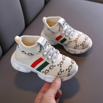 купить 2020 Baby Casual Shoes Fashion Toddler Kids Baby Girls Boys Mesh Soft Comfortable Sport Shoes Sneakers Anti-slip Children Shoes в интернет-магазине