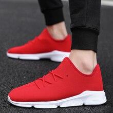 цена Light Running Shoes Comfortable Casual Men's Sneaker Breathable Non-slip Wear-resistant Outdoor Walking Men Sport Shoes X035 онлайн в 2017 году