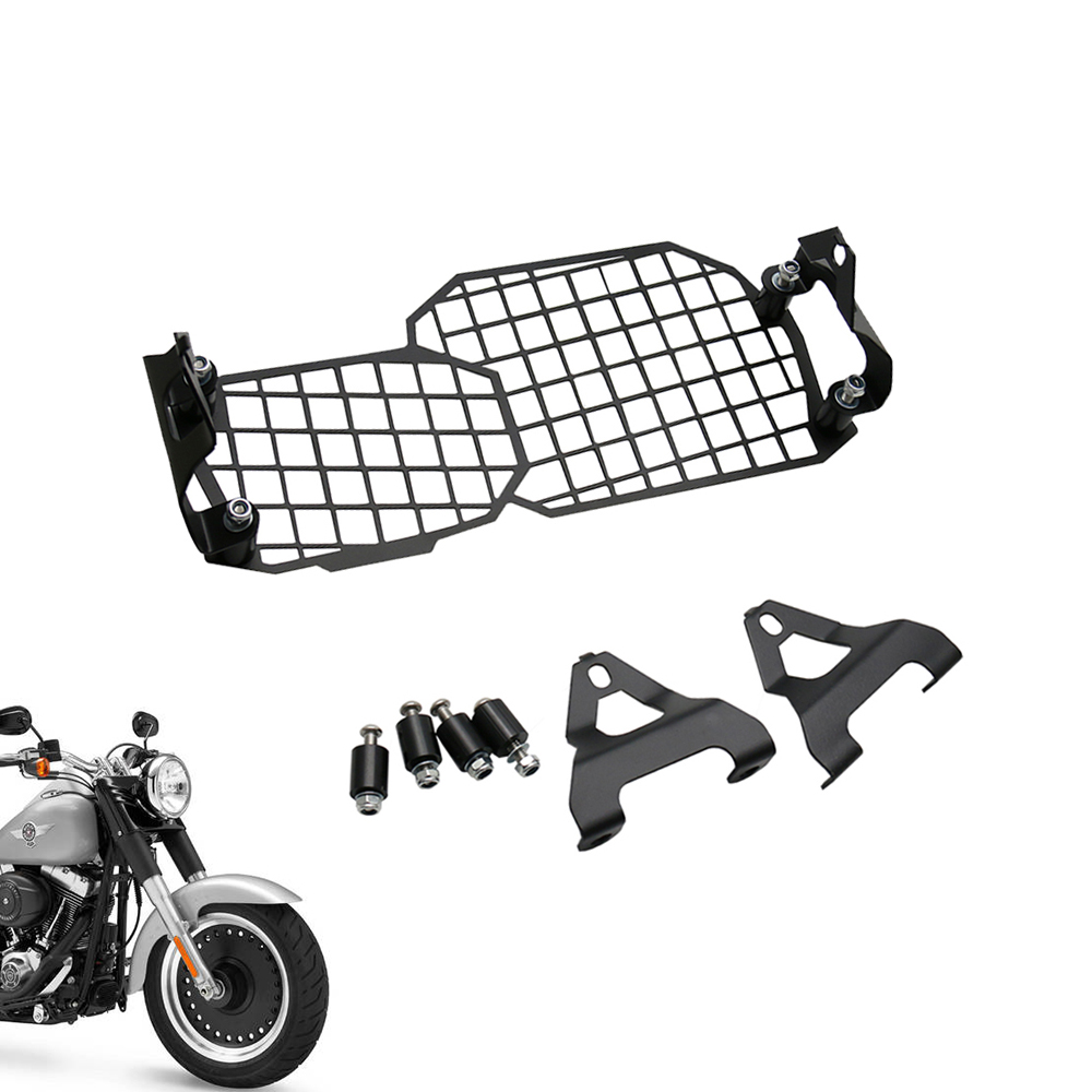Motorcycle Styling Headlight Grill Guard Protector Cover Mesh Grill For BMW F650GS F700GS F800GS F800 F650 F700 GS Adventure