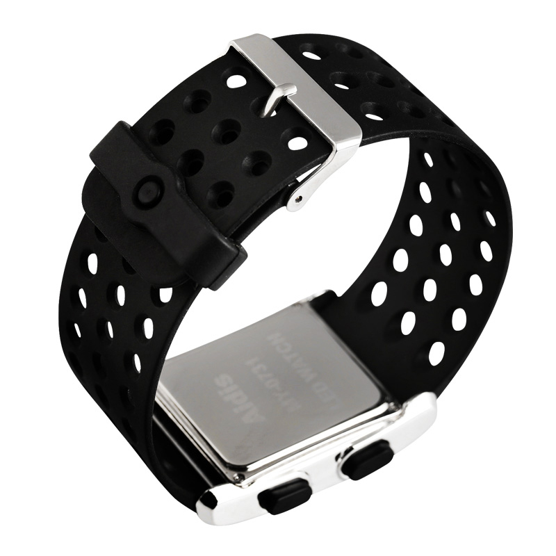 Image 5 - Men led Wristwatch Waterproof Electronic Sport watches Casual Fashion Digital Clock Reloj Hombre Feminino Watchwatch casualwatch fwatch fashion -