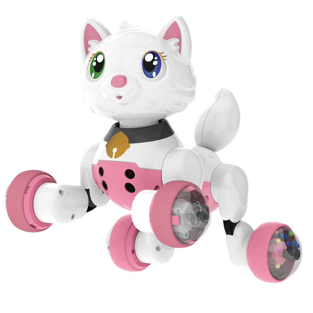 Educational Remote Control Robot Dog Electric Toys Electronic Pet Dog Children Voice Interactive Novelty Toy
