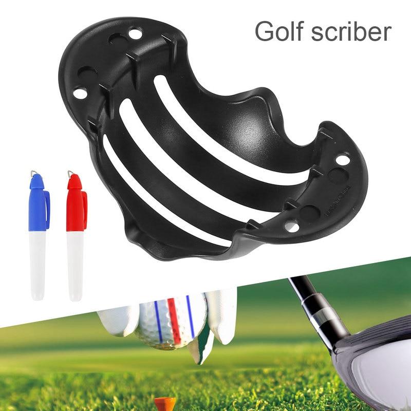 Alat za olovku za kuglu za liniju lopte za golf Olovka za - Golf - Foto 1
