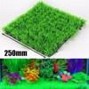 25*25*3.5cm Artificial Grass Mat Fake Moss Landscape Decoration Aquarium Fish Tank Simulation Plants Lawn Turf Green Grass