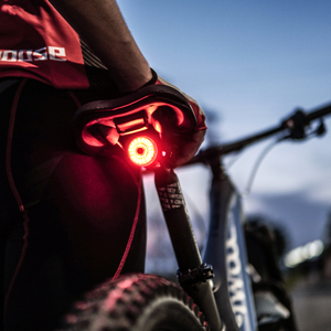Image 2 - TWOOC Auto Brake Sensing Bicycle Rear Light Cycling Smart Taillight USB Charge MTB Night Cycling Lamp Road Bike LED Safety Light