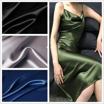 Special offer silk garment fabric Acetate satin silk crepe satin bright fabric Dress cheongsam dress pajamas fabric gibson sg special 2018 natural satin