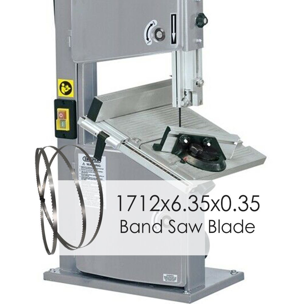 Record Power BS10 Bandsaw Blade 1//2 inch X 24 TPI