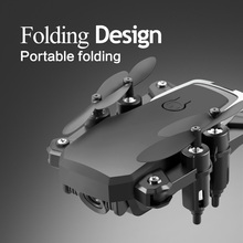 LF606 Mini RC Foldable drone With 4K HD Camera Wifi FPV Selfie Helicopter Altitude Hold Quadcopter Profesional Drones Kids Toys jjr c jjrc t49 sol ultrathin wifi 720p camera fpv selfie drone auto foldable arm altitude hold rc quadcopter vs h37 h47 e57