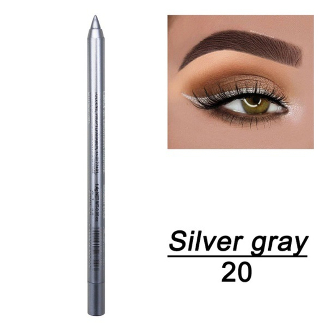 2019 New Matte Eyeliner Pearl Pearl Waterproof Durable Eye Shadow Makeup Tools Not Girls Blooming Eye Shadow TSLM2 1