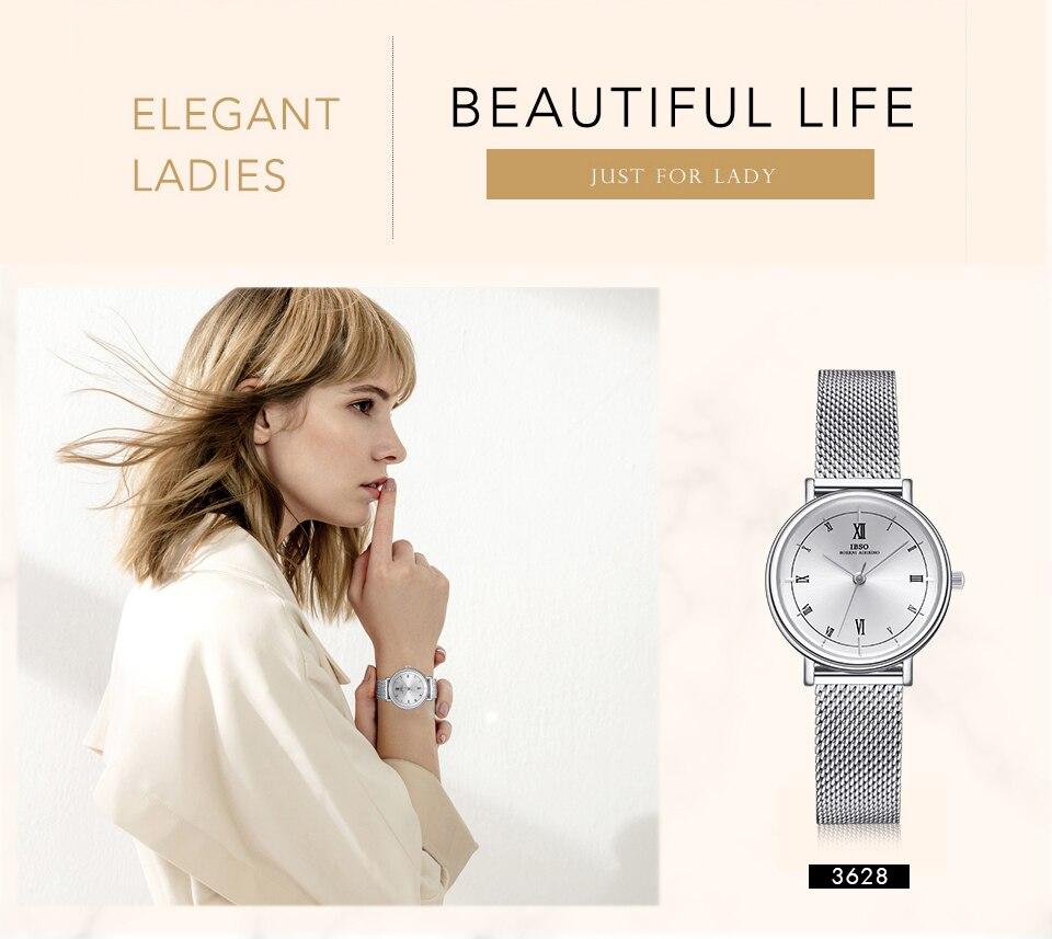 1 (19) Montre-Bracelet bijoux ensemble cadeau pour femmes