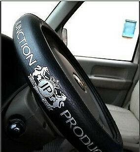 1 pçs 38cm jp junção produzir vip jdm volante capa protetor antiderrapante