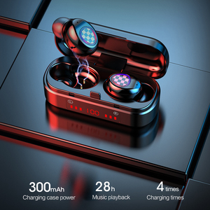 Image 3 - TWS Wireless Earphones Bluetooth V5.0 Sport Fashion Portable Headphones Gaming LED Power Display Headsets for IOS Android