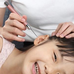 Baby Ear Wax Cleaner Flashligh