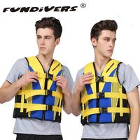 rafting yamaha life jacket for children and adult swimming snorkeling wear fishing suit Professional drifting level suit