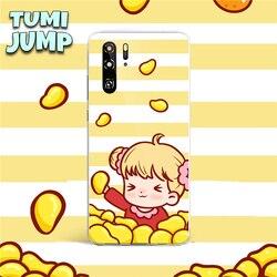 На Алиэкспресс купить чехол для смартфона tumijump series cartoon strawberry soft tpu silicone case for huawei p40 p30 p20 lite pro p smart plus 2019 z mate 20 30 lite