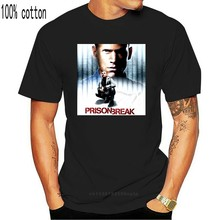 Prison Break T Hemd Michael Scofield Saison 5 T-shirt Frauen Männer Unisex T
