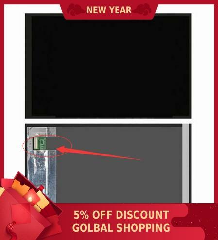 New LCD Display Matrix For 7