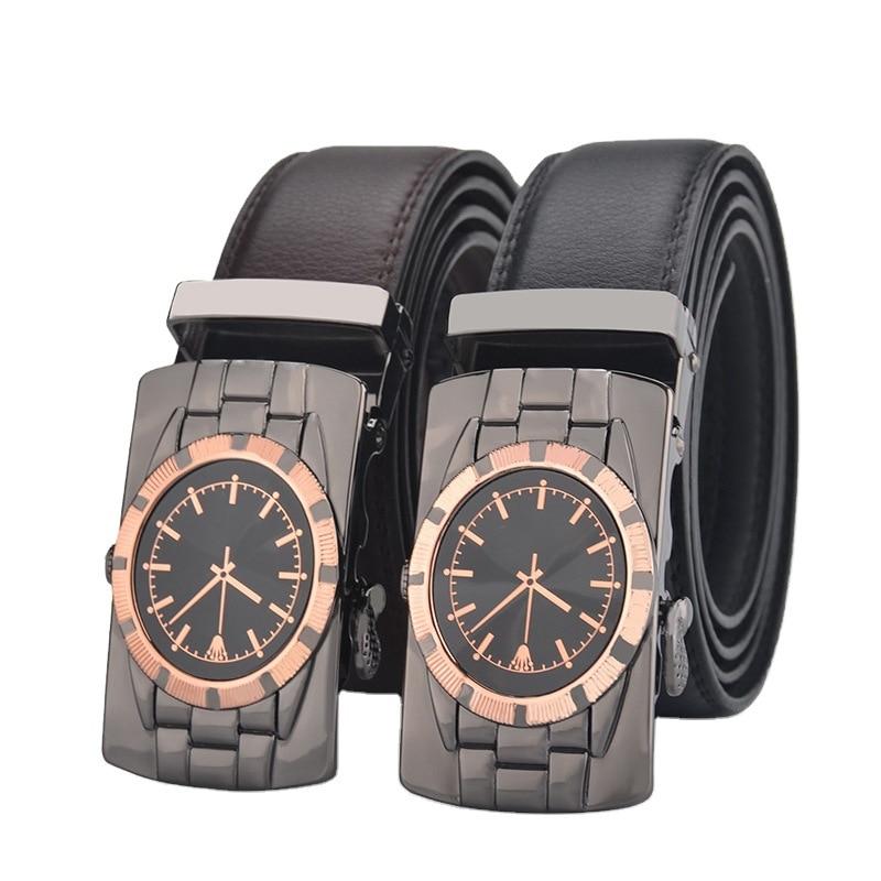 2021 Famous Brand Belt Men Top Quality Genuine Luxury Leather Belts for Men,Strap Male Metal Automatic Buckle Designer Belt