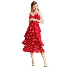 Летнее женское платье 2020 винтажное модное тонкое сексуальное
