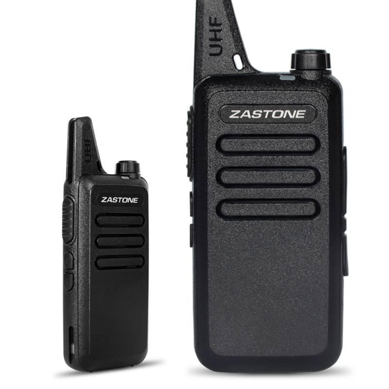 Mini Portable Walkie Talkie Instant Messenger Handheld Walkie-talkie 3W Radio Transceiver 400-470MHz Frequency EU US